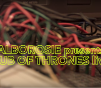 ALBOROSIE : DUB OF THRONES VIDEO LIVE