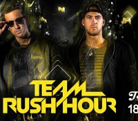 TEAM RUSH HOUR : LIVE AT ADE 2015